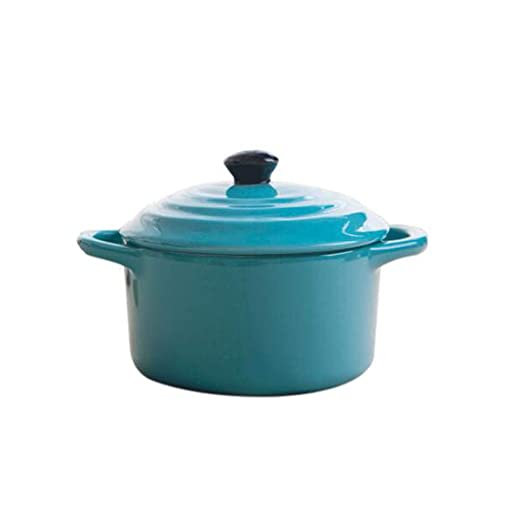 Kehuitong Bandeja para hornear, Bandeja para hornear de cerámica ...