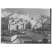 HistoricalFindings Photo: Mrs. James J. Goodrum Residence,Southwind,Sea Island,Georgia,GA,Home,House,1