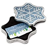 Amazon.ca Gift Card for Any Amount in a Snowflake Tin