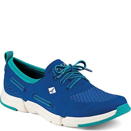 Sperry Paul Ripple Sneaker Dazzling Blue