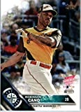 2016 Topps Update #US280 Robinson Cano Seattle Mariners Home Run Derby Baseball Card in Protective Screwdown Display Case