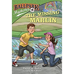 The Missing Marlin Audiobook