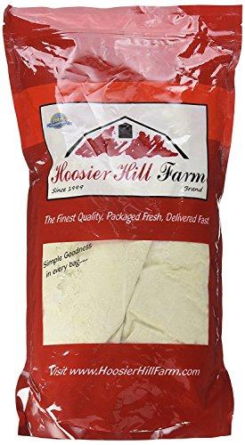 Hoosier Hill Farm Vital Wheat Gluten, High in Protein, NON-GMO 4 lbs
