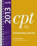 CPT 2013 Professional Edition, American Medical Association, 1603596844