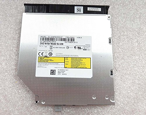 CD DVD Burner Writer ROM Player Drive for Dell Inspiron 15 3537 and 15 3521 Laptop Computer (Cd Player Dell)