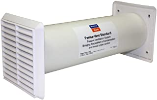 Perma-Vent Condensation Control Vent - Passive Ventilation Unit