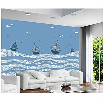 3D Tapete Wandbild Benutzerdefinierte Fototapete Für Kinder ...