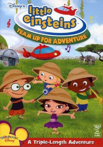 Disney's Little Einsteins - Team Up for Adventure -