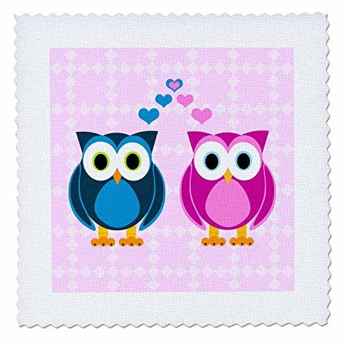 owl quilt squares - 8