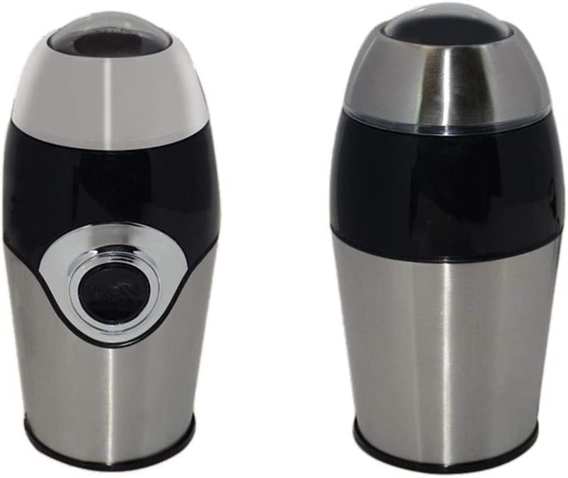 Seed Electric Coffee Bean Grinder Stainless Steel Blade Seasoning Coffee Grinder with Powerful Motor for Spices Pepper Nuts Herbs