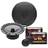 Skar Audio TX65C 6.5'' 2-Way Elite Component Speaker System - Set of 2