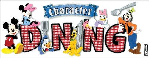 Disney World Scrapbooking (Disney Titlewave Stickers, Character)