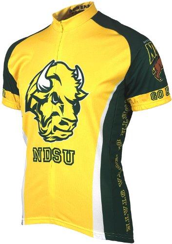 University Cycling Jersey - NCAA North Dakota State University Cycling Jersey (XX-Large)