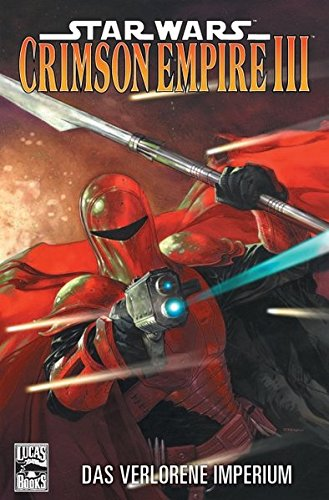 Star Wars Comics, Bd. 70: Crimson Empire III - Das verlorene Imperium