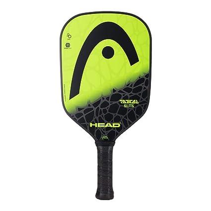 HEAD Radical Elite Pickleball Paddle (Yellow/Black)