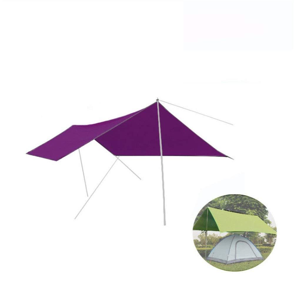 Violet foncé 14.6x18.4 Feet Feetbilbli Tente ultralégère, imperméable, Couleur élégante, Prougeection UV, Design portable, résistance à l'usure, Produit Elite 14.6x19.7 Feet Rose