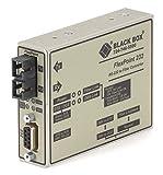 Black Box Async RS232 Extender over Fiber DB9 F to SC MM 2.5 km