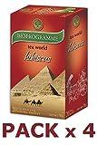 Hibiscus Tea 4 Boxes x 20 Tea bags Bioprogramme