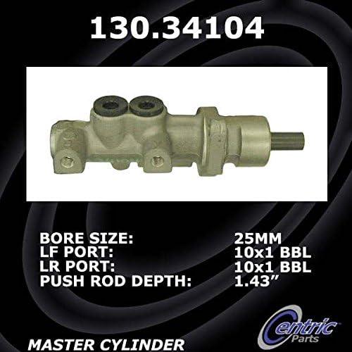 Centric 130.34104 Premium Brake Master Cyl