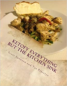 Ketofy Everything But the Kitchen Sink: Anthology of She Calls Me ...