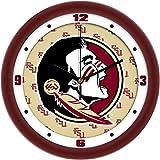 NCAA Florida State Seminoles Wall Clock