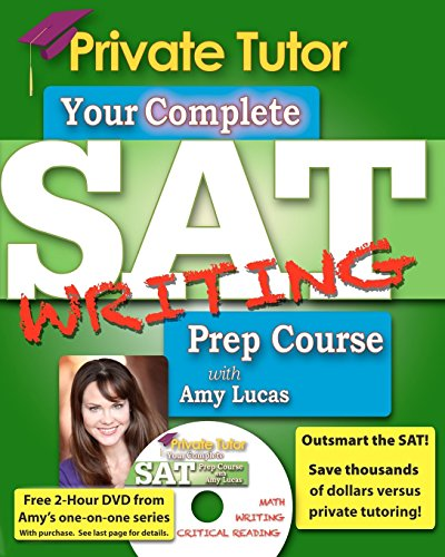 Private Tutor - Your Complete SAT Writing Prep Course with Amy Lucas