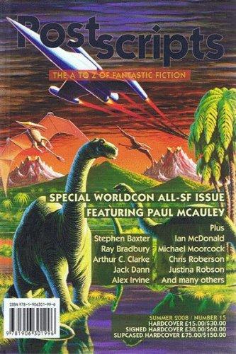 "Download ""Postscripts"" Magazine, Issue 15: WorldCon 2008 Special Issue pdf"