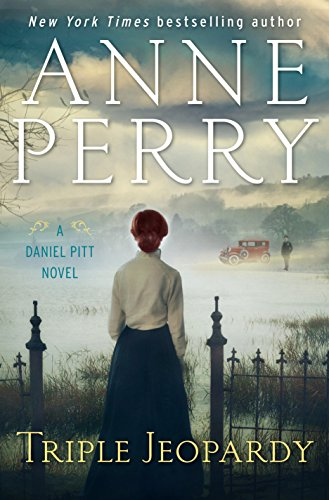 Triple Jeopardy: A Daniel Pitt Novel