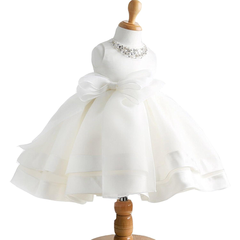 Amazon Baby Girl Dress Christening Baptism Gowns Flower Girl