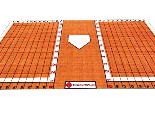 StrideRightMats ''Next Level Hitter'' Batting Mat by StrideRightMats
