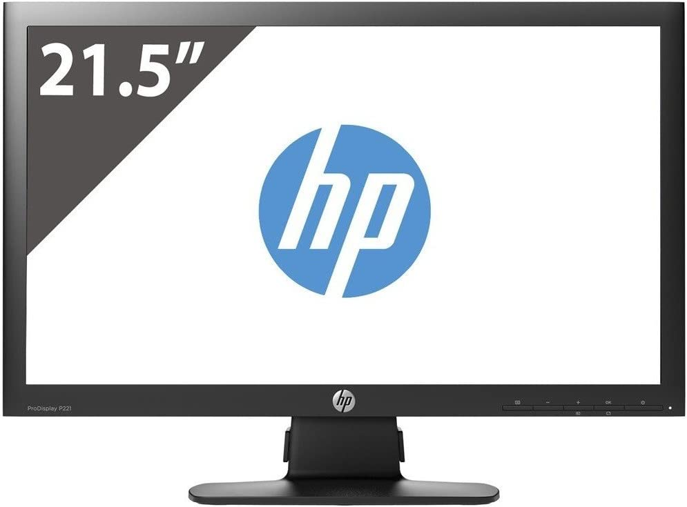 HP 710898-001 ProDisplay P221 21.5-inch LED Backlit Monitor