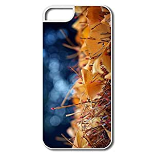 Amazing Design Fallen Autumn Leaves IPhone 5/5s Case For Birthday Gift