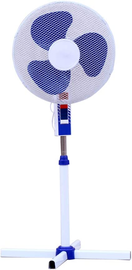 Ventilador de pie 16 Pulgadas (40cm), 60W de Potencia, función 3 ...