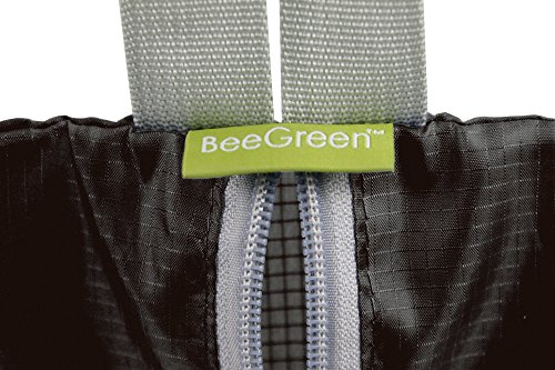 BeeGreen Shoe Bags for Travel Women and Men Travel Accessories, Waterproof Ripstop Nylon, Set of 4