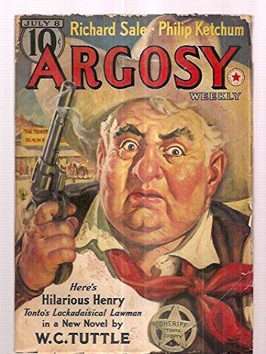 Argosy July 8, 1939 Volume 291 Number 5