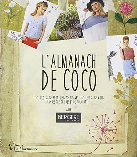 Livres gratuits en ligne Almanach de Coco pdf