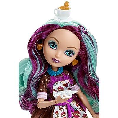 Ever After High Sugar Coated Madeline Hatter Doll: Toys & Games