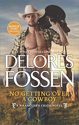 book cover of No Getting Over a Cowboy