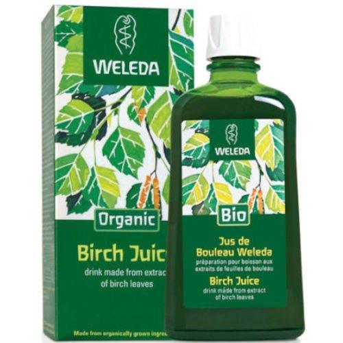 Birch Juice - (3 PACK) - Weleda - Birch Juice | 200ml | 3 PACK BUNDLE