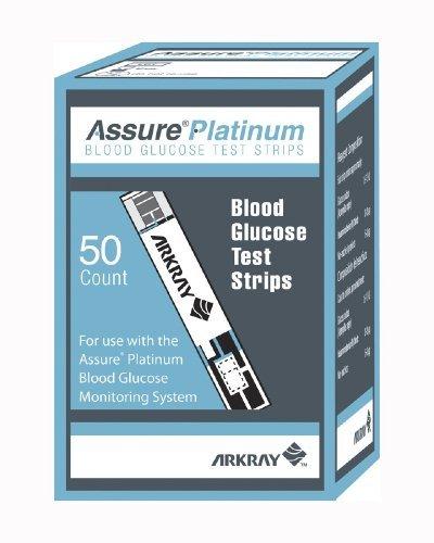 Assure Pro Test Strips  50 Each / box