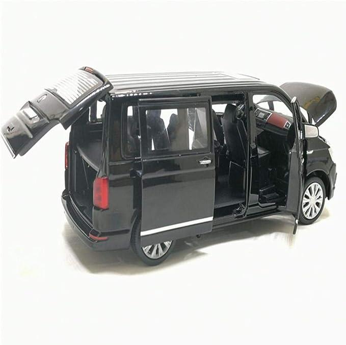 HWGDC Maquetas de Coches 1:32 Volkswagen multivan Die Cast ...
