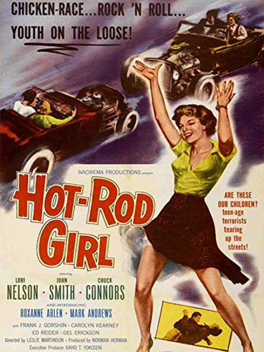 - Hot Rod Girl