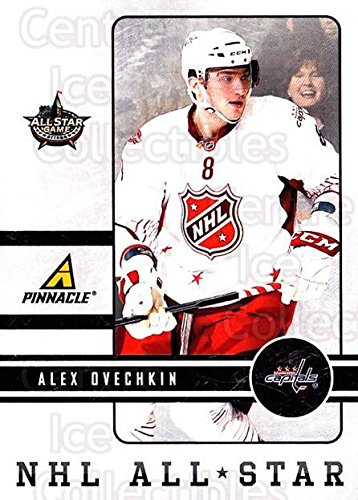 (CI) Alex Ovechkin Hockey Card 2012 Pinnacle NHL AS 4 Alex -