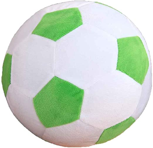 Yangge Yujum Balón de fútbol de Dibujos Animados Almohada Relleno ...