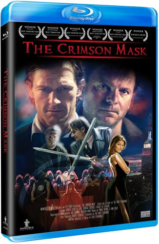 The Crimson Mask [Blu-ray]