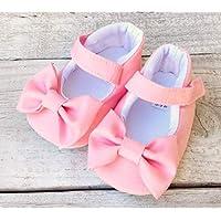 Zapato para bebé rosa