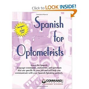 Spanish for Optometrists Sam Slick