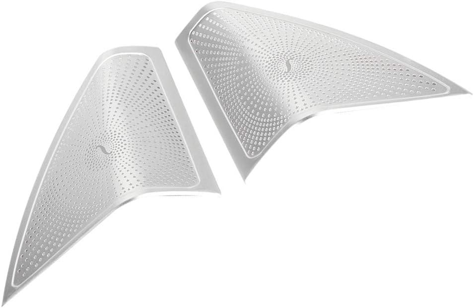 Surface Mate GZ HaiQianXin Porte St/ér/éo Audio Haut-Parleur Garniture D/écoration Int/érieur De Voiture pour Mercedes Ben C Classe W205 2015-2017
