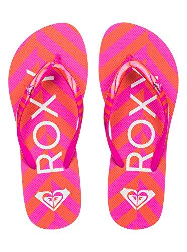 Femme Tongs STRIPE Mimosa PINK V Roxy gHwOfxa6