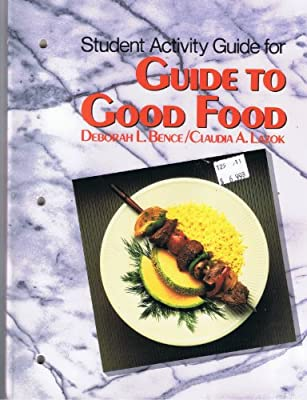 student activity guide for guide to good food velda l largen rh amazon com guide to good food student activity guide guide to good food student website